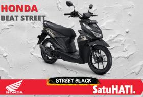 Motor Honda Bandung