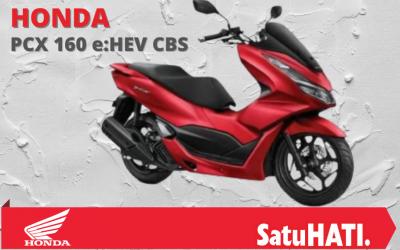 Motor Honda Terbaru